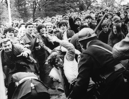 an essay madison wisconsin then and now essays on ecology and  police beating demonstrators