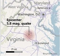 Earthquakes And Hurricanes An Essay On Normalcy And The Unexpected  Epicenter Of The August  Earthquake