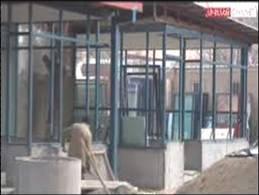 Kiosks in Mashtots