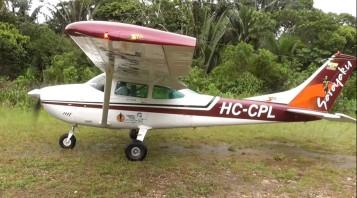 Sarayaku air transport