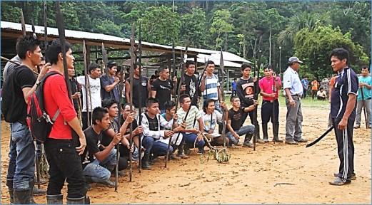 Sarayaku Defense of the  Selva Squadron